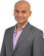 Coach Ruben Tapia